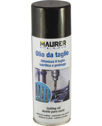 OLIO DA TAGLIO SPRAY  MAURER ML 400