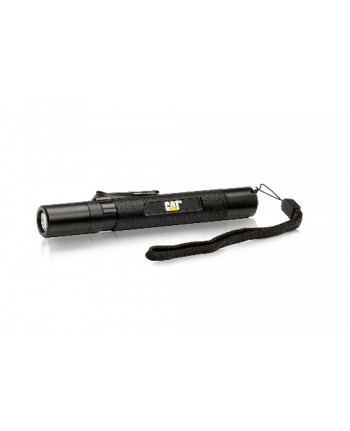 CATERPILLAR - CT12351P - Torcia tascabile a batteria, 100 lumen, distanza fascio 60 m