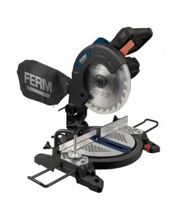 FERM - FERMSM1037 - Troncatrice Radiale 1300W - Velocità 4500 Rpm - Lama 210 Mm