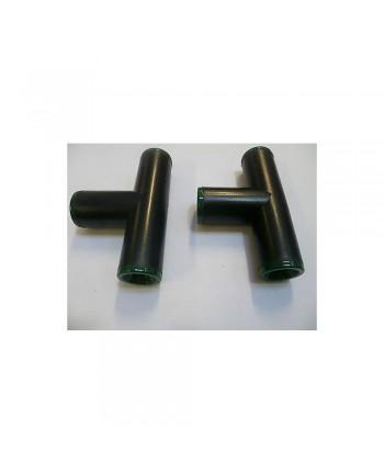 2Pz - Giunzione a T per TUBO IRRIGAZIONE 1/2 - raccordo congiunzione impianto