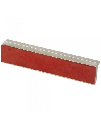 LTF - LTF372.03 - Coppia Copriganasce Piane Per Morse, Con Fissaggio Magnetico - Lunghezza 150 Mm