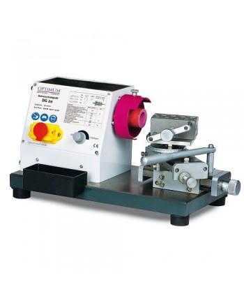 Optimum - OPT050OP0020 - Affilatrice Modello DG 20 Per Punte Elicoidali Con Regolazione Continua Del Numero Di Giri - Potenza 230V