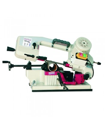 Optimum - OPT057OP0100 - Segatrice A Nastro Modello S 100G Per Metalli - Leggera E Maneggevole - Potenza 230 V