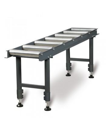 Optimum - OPT057OP7611 - Supporto Per Materiali Modello MSR 7 Regolabile In Altezza - Dimensioni 2000X440 Mm