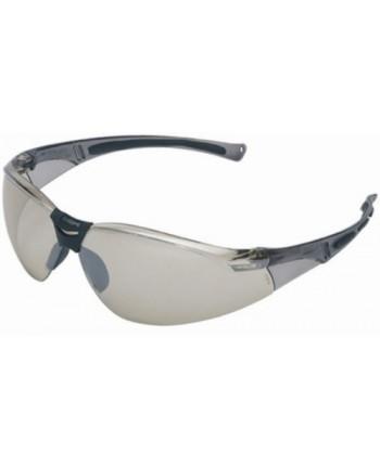 HONEYWELL a800 Grigio - Telaio  SILVER LENS Hardcoat Occhiali di sicurezza