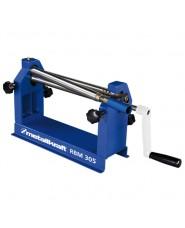 Metallkraft - MET3780112 - Calandra Manuale Modello RBM 305 - Larghezza Di Lavoro 305 Mm
