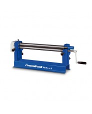 Metallkraft - MET3780618 - Calandra Manuale Modello RBM 610-8 - Larghezza Di Lavoro 610 Mm