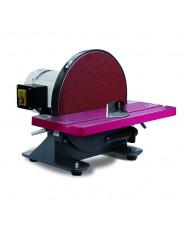 OPTIMUM - OPT054OP0305 - Levigatrice a disco modello TS 305 per la lavorazione dei metalli - 900W