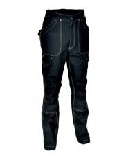 TG58 - Cofra Pantalone DUBLIN  multitasche 250 grM2 TECNICO DA LAVORO NERO