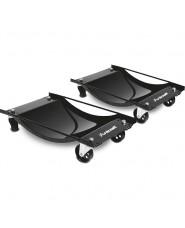 UNICRAFT - UNI6201599 - Carrelli Movimentazione Veicoli Modello PRW 450 - Portata 680 Kg