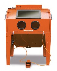 UNICRAFT - UNI6204005 - Sabbiatrice Modello SSK 3.1  - Volume Cabina 360 L