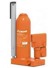 UNICRAFT - UNI6211005 - Cric idraulici a bottiglia per uso professionale modello HSWH 5 TOP - portata 5 tonnellate - alzata 150 mm