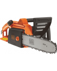 Black & Decker Elettrosega 1800w Barra Catena 40cm Cs1840