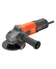 Black-decker smerigliatrice angolare 750W disco 115mm BEG110-QS FLEX