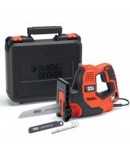 Black&Decker - SEGA A GATTUCCIO ELETTRICA RS890K MULTIFUNZIONE AUTOSELECT