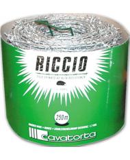 FILO SPINATO RICCIO MT 100 recinzioni allevamento zincato
