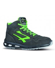 n°40 U-POWER SCARPA ANTINFORTUNISTICA UPOWER REDLION HUMMER S3 SRC SCARPE