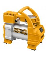 Compressore per Auto 12V 140PSI 10BAR INGCO + ACCESSORI