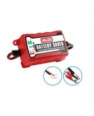 Mantenitore di Carica Salva Batterie 12V Scooter Auto Moto CARICABATTERIE