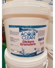 CLORO dicloro 20KG - 56% -  GRANULARE RAPIDO SCIOGLIMENTO - piscina PISCINE