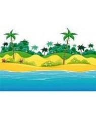 016 Cover copertura per climatizzatore unita esterna 80x60cm - con microfori brevettata - mod. spiaggia
