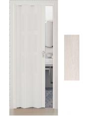 """27312 - PORTA A SOFFIETTO IN PVC colore pino  83x214 cm.-- """"MAYA pino"""""""