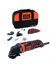 MULTIFUNZIONE BLACK+DECKER MT300SA2-QS SET 13PZ WATT 300 vibrarazer