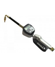 555/C/F - Pistola per olio con contalitri elettronico con tubo flessibil -   BONEZZI ITALY