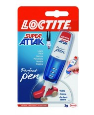 COLLA SUPER ATTAK PERFECT PEN GR.3 HENKEL LOCTITE