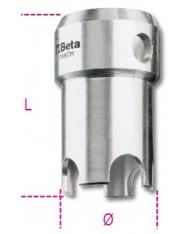 BETA 359CH Adattatore per pilette Beta Utensili grata a croce per 359 in alluminio