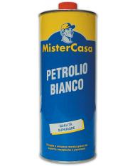 PETROLIO BIANCO lampante 1 LT PER PULIZIA CATENA MOTO TRASMISSIONE TORCIA LAMPADA