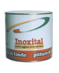 """ANTIRUGGINE """"INOXITAL"""" GRIGIO 2,500 LT"""