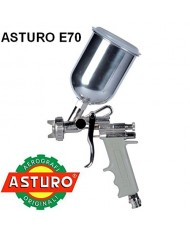 ASTURO E70 - AEROGRAFO SERB.SUPERIORE 500mm UGELLO 2 MM