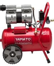 Compressore silenziato 24LT - Yamato 1HP - 8BAR