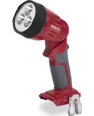 """53179 - LAMPADA LED A BATTERIA LITIO """"CLL 20L"""" YAMATO (SOLO CORPO)"""