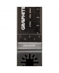LAMA x metallo 34mm 56H006 - ACCESSORIO MULTIUTENSILE  VIBRARAZER ATTREZZO
