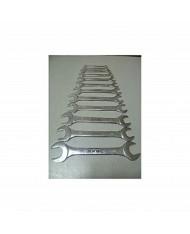 CHIAVI FISSE DA 6 A 32MM -  PZ 12  - acciaio cromo vanadio - AXAL - A FORCHETTA