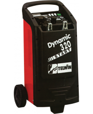 CARICABATTERIA TELWIN DYNAMIC 320 STAR 12-24V caricabatterie cod 829381