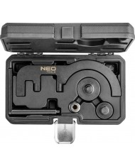 Kit attrezzi messa in fase motori diesel BMW N47 / N47S / N57 - 11-315 NEO TOOLS