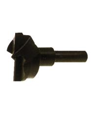 Fresa per cerniere 30mm gambo 8 mm - Poggi