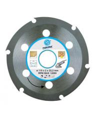 DISCO per LEGNO e pvc -  115mm -  Lama PER FLEX SMERIGLIATRICE