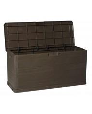 Toomax Z164R035 Baule Multibox, Woody, 117X45X56, Marrone