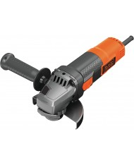 Black-decker smerigliatrice angolare 900W disco 115mm BEG210-QS FLEX