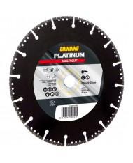 Platinum Multi Cut GRINDING DISCO DIAMANTATO 115mm UNIVERSALE  Lama PER FLEX SMERIGLIATRICE
