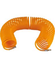 Tubo a spirale per compressore attacco a vite 15 mt