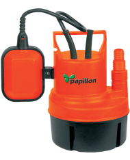 POMPA ELETTROPOMPA SOMMERSA A IMMERSIONE  ACQUE PULITE - 200W NARWHAL- PAPILLON
