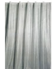 TENDA DOCCIA  in poliestere  BIANCA  180x200h cm - MAURER