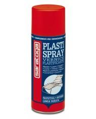 PLASTIVEL SPRAY 400ML PLASTIFICANTE IMPERMEABILIZZANTE PROTETTIVO SARATOGA