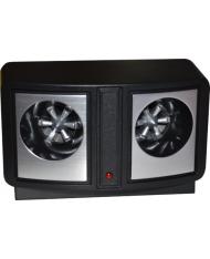 """REPELLENTE AD ULTRASUONI PER TOPI - 300mq - """"2 speaker"""" - dispositivo MAURER"""
