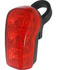 FANALE LUCE posteriore PER BICICLETTA BICI  LED - A BATTERIA - MAURER - MTB